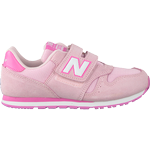 Sneakers Børnesko New Balance Kid's 373 Hook and Loop - Cherry Blossom/Candy Pink