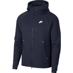 Nike Tech Fleece Full Zip Hoodie Men - Obsidian Blue