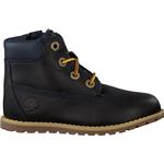 Timberland Junior Pokey Pine 6-Inch Boots - Navy