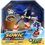 Legekøretøj Sonic Free Riders The Hedgehog Remote Control Skateboard
