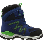 Ecco Snow Mountain Velcro - Blue/Dark Blue/Light Green