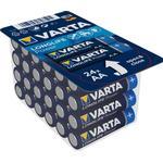 Engangsbatterier Varta AA Longlife Power 24-pack