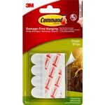3M Command Poster Strips 12-pack