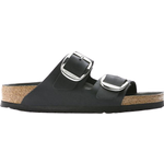 Birkenstock Arizona Big Buckle Oiled Leather - Black