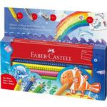 Faber-Castell Jumbo Grip Farveblyanter