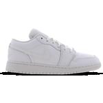 Nike Air Jordan 1 Low GS - White