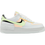 Nike Air Force 1 Shadow W - Summit White/Black/Barely Volt/Crimson Tint