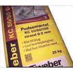 Mørtel & Puds Weber Kc 50/50/700 0-2mm 25kg