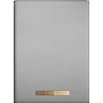 iDeal of Sweden Saffiano Passport Cover - Light Grey