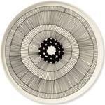 Flad tallerken Marimekko Siirtolapuutarha Flad tallerken 25 cm