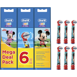 Oral-B Disney Mickey Mouse 6-pack