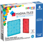 Byggesæt Magna-Tiles Rectangles Expansion Set 8pcs