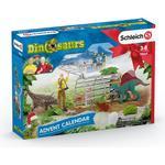 Julekalender Schleich Dinosaurs Advent Calendar 2020