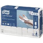 Papirhåndklæder Tork Xpress Soft Multifold H2 2-Ply Hand Towel 2310-pack