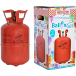 Helium Balloon Gas for 30 Balloons 210 Liters