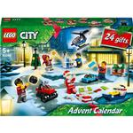 Julekalender Lego City Advent Calendar 60268