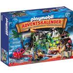 Playmobil Skattejagt i Piratbugten Julekalender