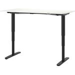 Skrivebord Ikea Bekant 160x80x125cm Skrivebord