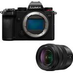 Spejlløst systemkamera Panasonic Lumix DC-S5 + Lumix S 20-60mm F 3.5-5.6