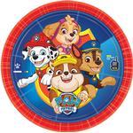 Tallerkener Amscan Plates Paw Patrol 8-pack