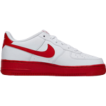 Nike Air Force 1 GS - White/Red/White
