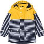 Regntøj Børnetøj Tretorn Kid's Wings Fleece Coat - Spectra Yellow (475628079110/1)