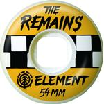 Skateboard Element Timber Remains 54mm 99A 4-pack