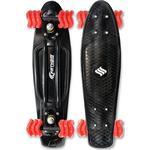 "Komplette skateboards - Canadisk ahorn Sharkwheel Barracuda 6"""