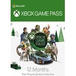 Gavekort Microsoft Xbox Game Pass - 12 Months