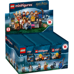 Lego Minifigures Harry Potter Series 2 71028 60pcs