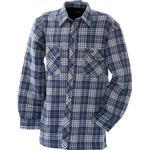 Blakläder Lined Flannel Shirt - Blue/Navy Blue