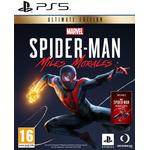 PlayStation 5 Spil Marvel's Spider-Man: Miles Morales - Ultimate Edition