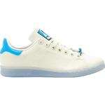 Adidas Junior Stan Smith - Chalk White/Cloud White/Bright Blue