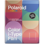 Polaroid Color I‑Type Film Double Pack - Metallic Nights Edition