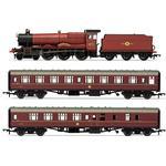 Modeljernbaner Hornby Harry Potter Hogwarts Express Train Set