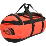 The North Face Base Camp Duffel M - Flare/TNF Black