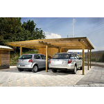 Træ Udhuse Gardenpro 521292 (Areal 28.80 m²)