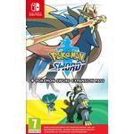 Pokémon Sword + Expansion Pass
