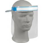 Visor with Adjustable Strap 5-pack