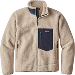 Patagonia Classic Retro X Fleece Jakke - Natural