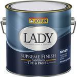 Møbelmaling Jotun Lady Supreme Finish Møbelmaling Hvid 2.7L