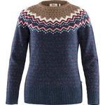 Fjällräven Övik Knit Sweater W - Navy