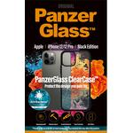 PanzerGlass ClearCase Black Edition for iPhone 12/12 Pro