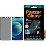 PanzerGlass Dual Privacy CamSlider Privacy Screen Protector for iPhone 12 Mini