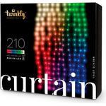 Lamper Twinkly Curtain Special Edition 210L Lyskæder