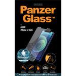 PanzerGlass AntiBacterial Standard Fit Screen Protector for iPhone 12 Mini