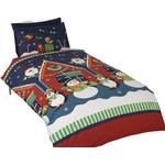 Julemandens Hule Sengetøj 135x200cm