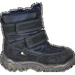 Vinterstøvler Børnesko En Fant Alpha Velcro Boot - Navy