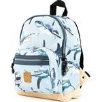 Rygsæk Pick & Pack Shark Backpack - Light Blue