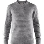 Fjällräven Övik Nordic Sweater - Grey